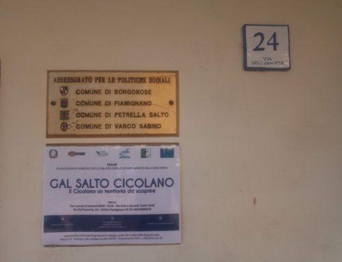 Ecco gli orari di apertura della sede operativa del GAL